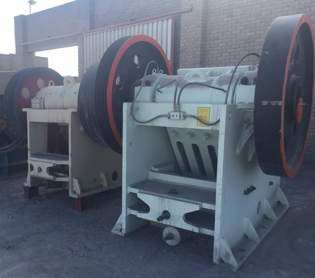 New PE500x750 Jaw crusher Yifan R628 000::New PE600x900 Jaw crusher Liming R720 000
