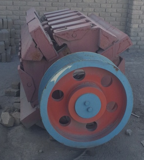 New Rotor for Dahongli Impact crusher PF1315 + liners,blow bars,impact plates R887 700